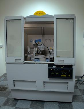 PANalytical X'Pert MRD Material Research Diffractometer