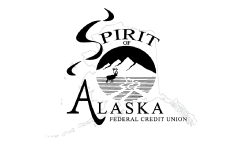 Spirit of Alaska Bank logo