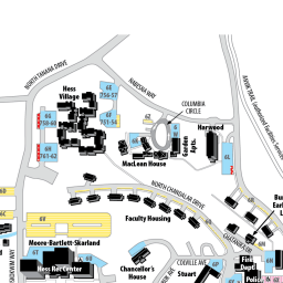 uaa campus map pdf Campus Map Home Campus Map And Visitors Guide