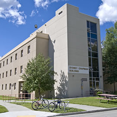 Chapman Building Campus Map And Visitors Guide