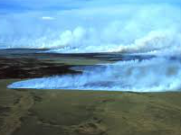 Tundra Fire Photo by NPS