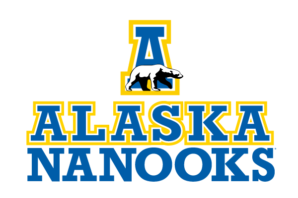 Alaska Nanooks athletics logo
