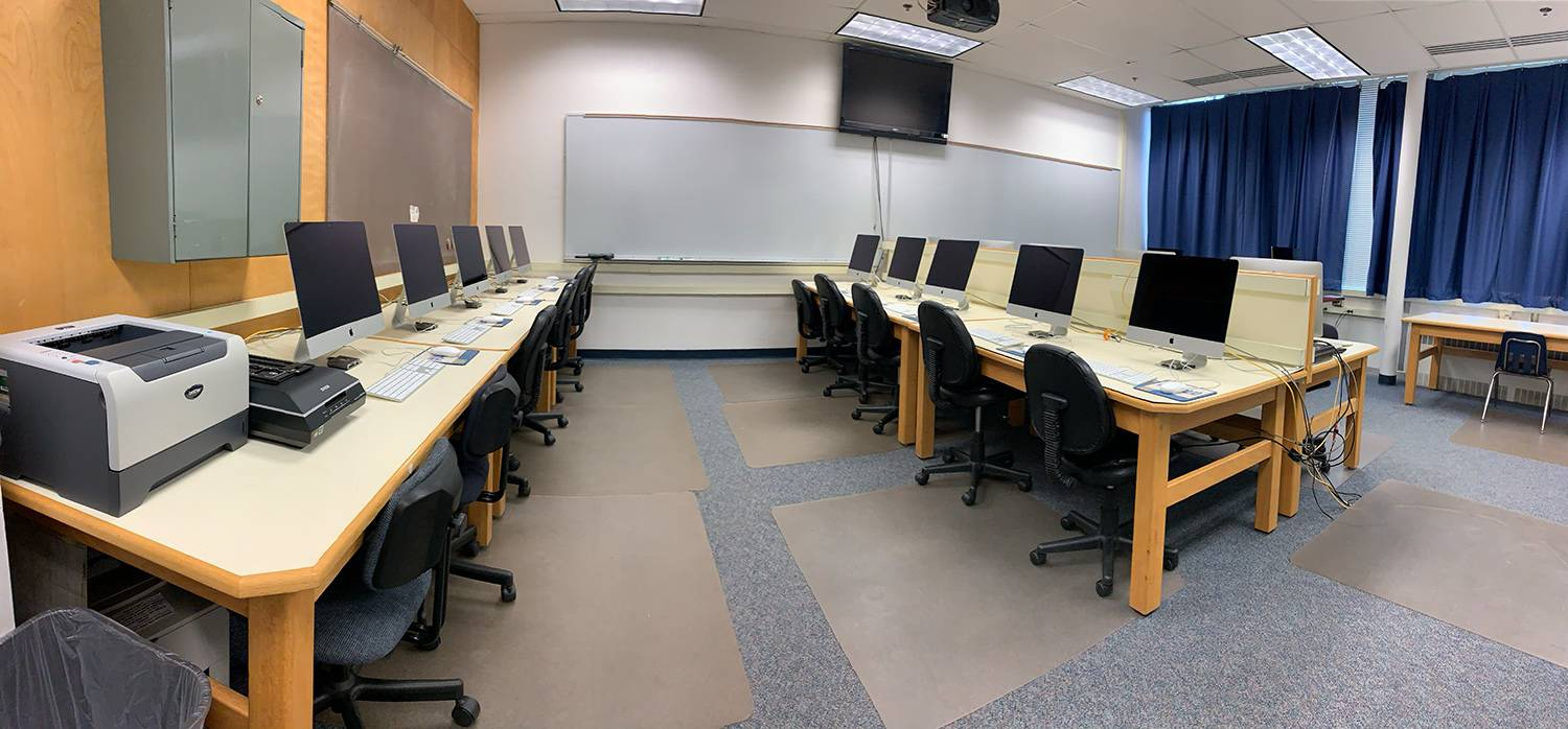 Bunnell 126 Writing Lab