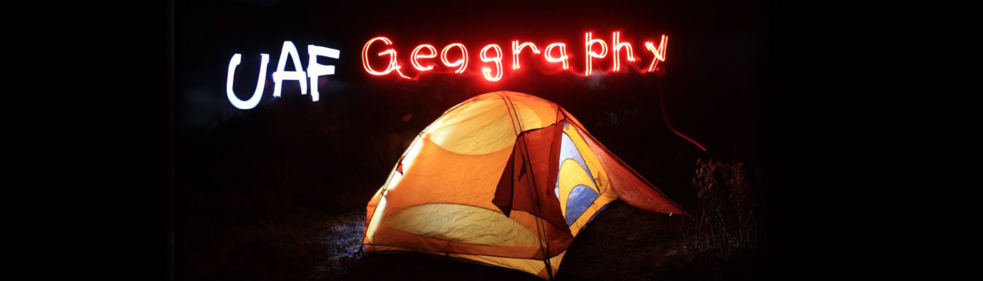 geography tent