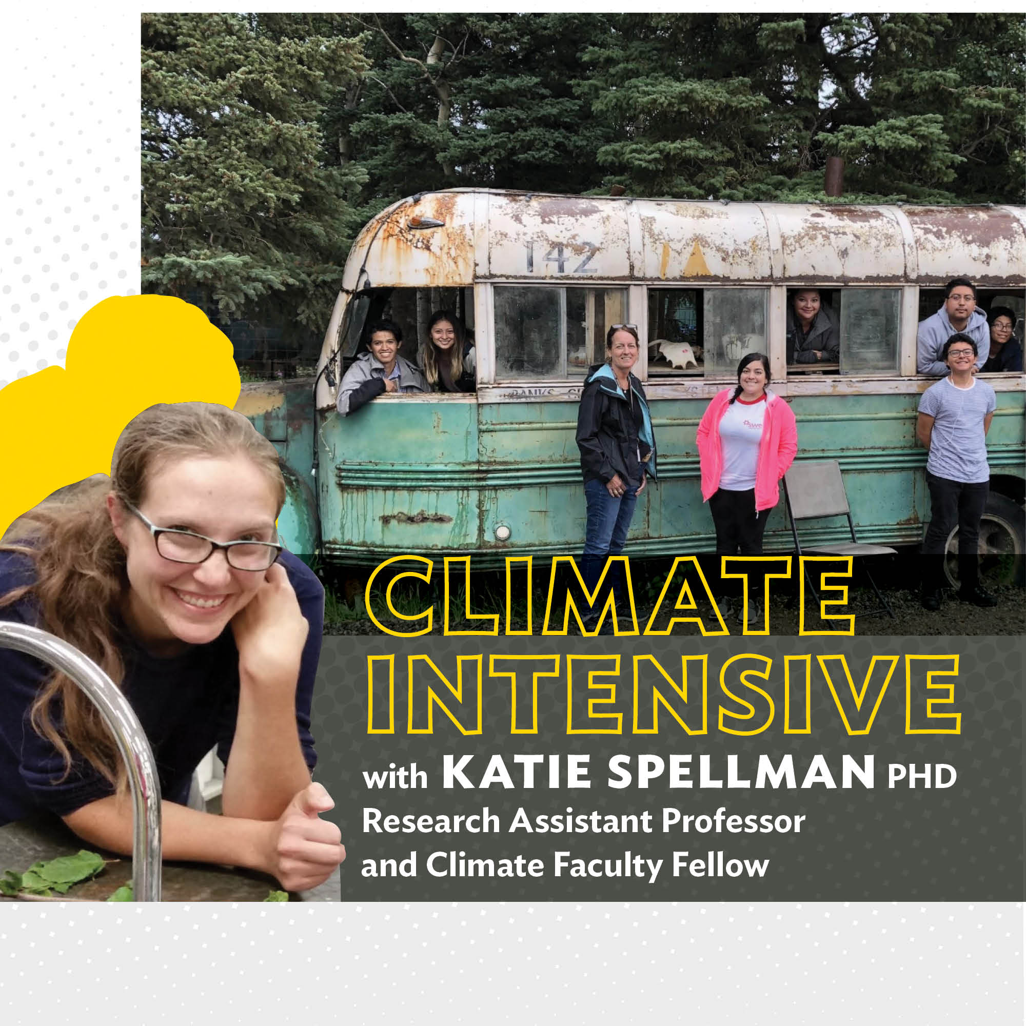 Climate Program with Katie Spellman