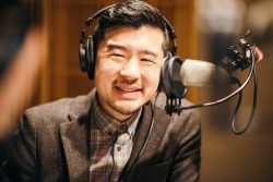 Francis Lam is the host of America Public Media's The Splendid Table, aired on KUAC FM. Photo courtesy of APM.