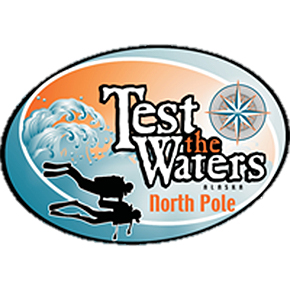 Test the Waters logo
