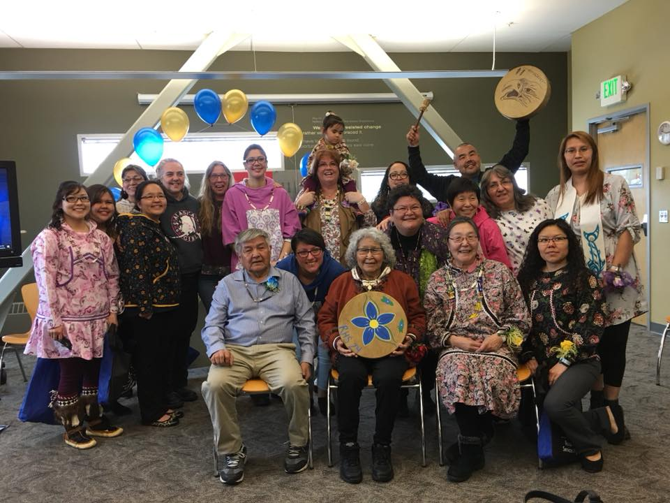Rural Human Services Group 24's Completion Ceremony in Anchorage