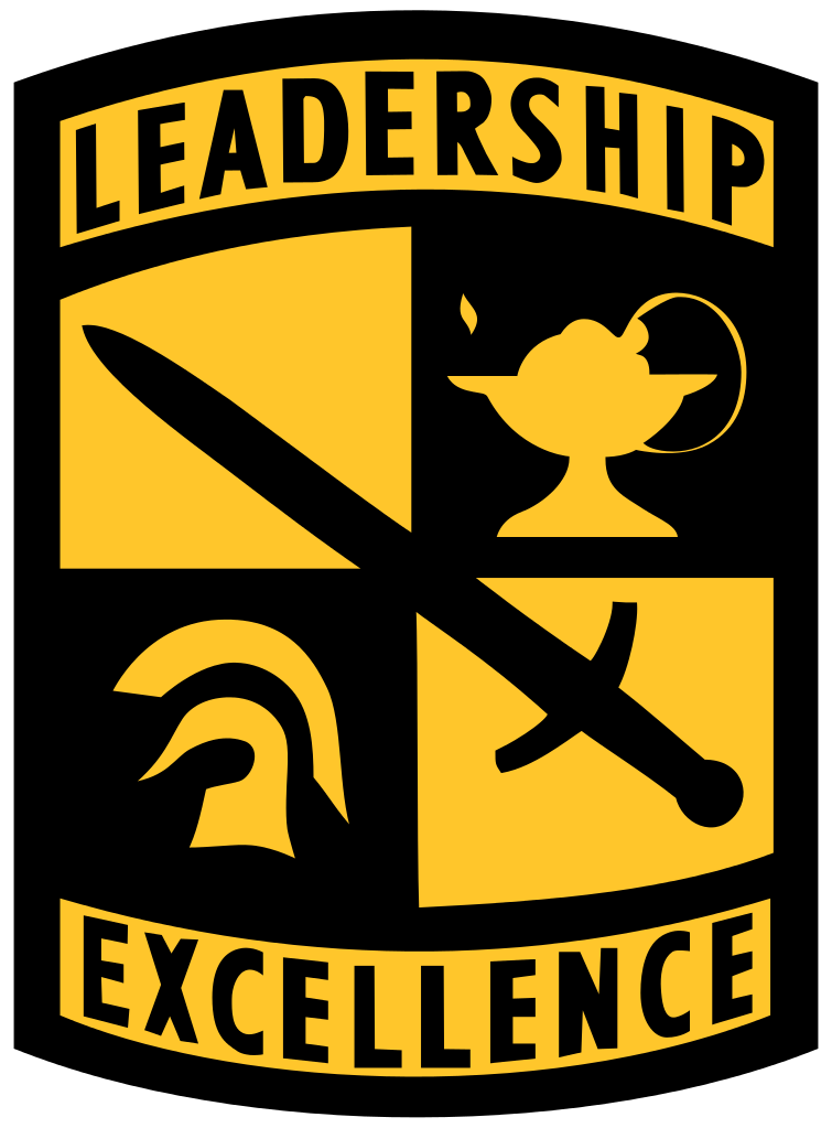 ROTC Leadership Excellence logo