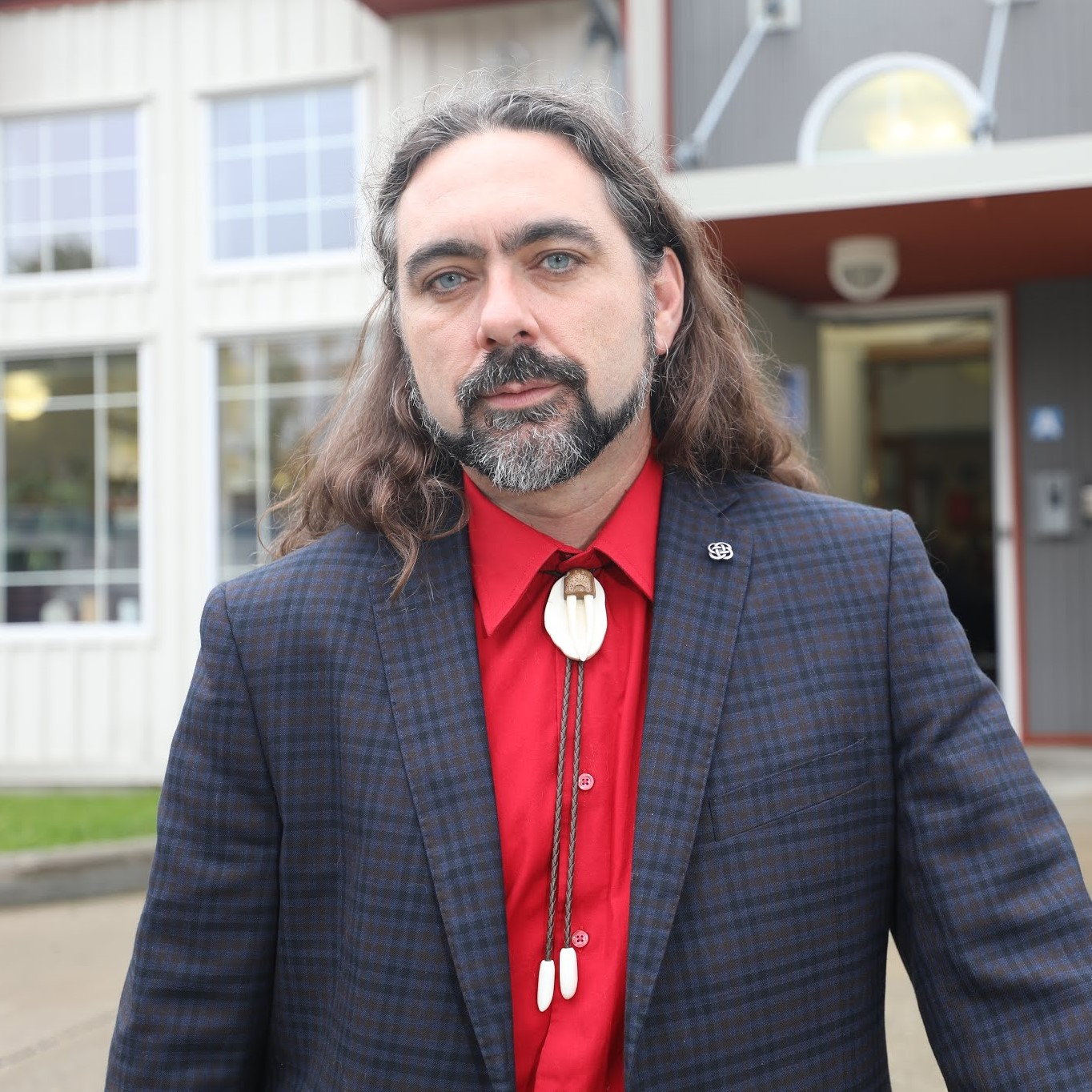 Timothy Murphrey, Eileen Panigeo MacLean Inupiat House Program Manager/Advisor