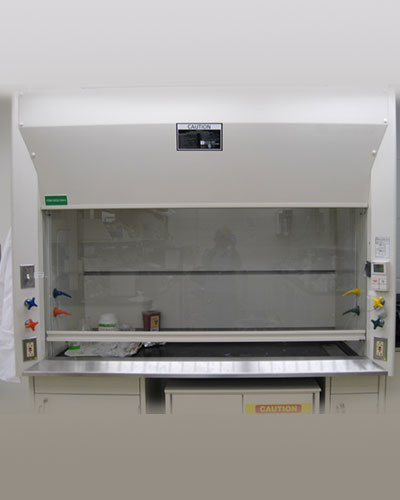 Fume hoods are just one type of Local Exhaust Ventilation