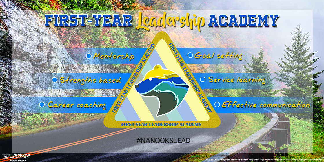 First Year Leadership Academy - Click to sign up