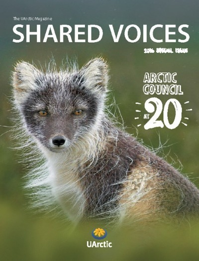 Shared Voices cover